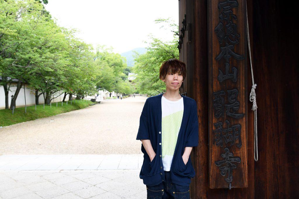 316NIGHT vol.4 特別企画『カトキット・コバヤシヒロユキの京都オススメスポット~醍醐寺~』【1】